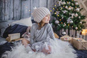 Zabawki na prezent świąteczny dla niemowlaka